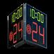 Basketball Shot Clock by Daren Vukobratovic