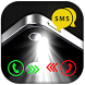 Automatic Flash On Call & SMS by CreativeApps Inc.
