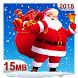 Santa Claus Jumping Runner 2018 by Sky Vision Studio
