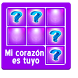Mi Corazon Es Tuyo Memory Game by SahabatSuper