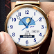 Timepiece Smart Watch Face by Euphrates Media