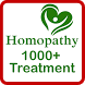 Homeopathy 1000+ treatment by flatron