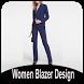 Women Blazer Design ideas by Raminfohub