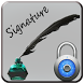 Signature Screen Lock by Salo Apps