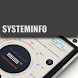 SystemInfo Zooper Widget Skin by Vladikus