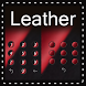Luxury leather clock theme by hotthemeteam