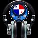 Radio Panama by blue sky