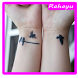 Small Tattoo Designs by Rahayu
