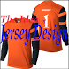 The Idea of Jersey Design by adielsoft
