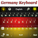 Germany Keyboard by Luna Themes