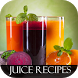 Juice Recipes by Recipedroid