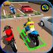 Bike Parking 2017 - Motorcycle Racing Adventure 3D by 3CoderBrain Studio