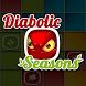 Diabolic Seasons - Arcade game by Pierre-Etienne NOBLE - Wolkam Studio