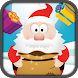 Santa Christmas Gift Catcher by Wayne Hagerty