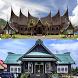 Rumah Adat Nusantara by nirwana