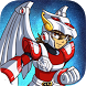 super pegasus Saint Seiya
