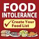 Food Intolerance by Tildesign bv