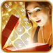 Golden Christmas Keyboard With Photos by Girls Fashion Apps