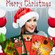 Merry Christmas Photo Frames by Virtual Art Design