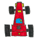 Ricochet Racer by DilithiumLabs