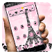 Pink Diamond Paris Theme by Cool Themes & Wallpapers 2017