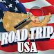 Road Trip USA by Max the Cat Studios Ltd.
