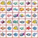 Connect Animals - Onet Fish by Classic Puzzle Game