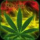 Weed Rasta Neon Colors by alicejia2017