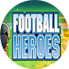 Football Heroes Online Cheats by Free apps android