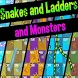 Snakes and ladders by Bargo
