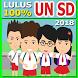 Soal UN SD 2018 by Cakrawala Ilmu