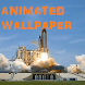 Space shuttle take off LWP by Geelover