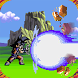 Super Goku Saiyan Puzzle Fight RPG by nhomtaoled