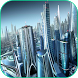 The City Of The Future 4K LWP