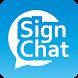 SignChat 災害示警通知