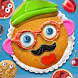 Chocolate Biscuit Factory and Maker Chef by Cooking Club