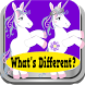 Unicorn Kids Toddler Game by Twirly Girly Apps