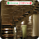 Stairs Wall Decoration by constructionsolution