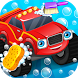 Car Wash - Monster Truck by Games from yovogames for your family!