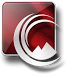 Slipped 1 Reddish - Icon Pack by Coastal Images