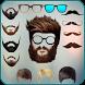 Men beard photo editor Mustache : Hairstyle salon by lazydeveloperapps