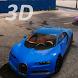 3D Bugatti Driving Simulator by Rainbowcake