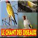 Sonnerie oiseau grange by saudara app