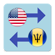 US Dollar to Barbadian Dollar by Currency Converter X Apps