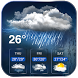 Daily Weather Forecast on Homescreen by