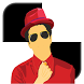 Bruno Mars Endless Tiles by qHp Games