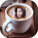 Cofee Cup Photo Frame by Best Appie Studio