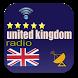 UK British Radio signal FM by myenableapp