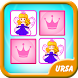 Memory Game - Princess Games by Ursa Games