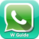 Guide for whatsapp tablets by Mobile App Info